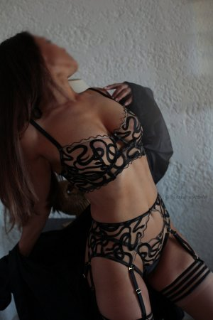 Titiane nuru massage in Salt Lake City
