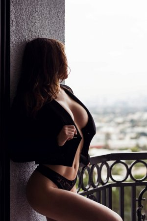 Roudaina erotic massage in St. Augustine